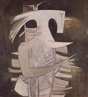personnage by wifredo lam