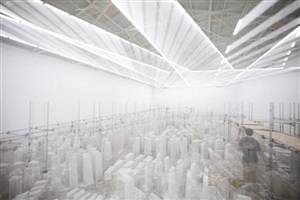 """""""2008/8002"""" réalisme noctambule by wang du"""