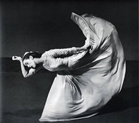 martha graham, letter to the world by barbara morgan