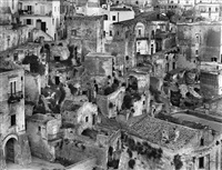 view of matera by joel leivick