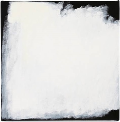 series #33 (white) by robert ryman