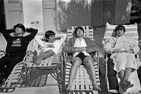 the beatles, miami by bob gomel