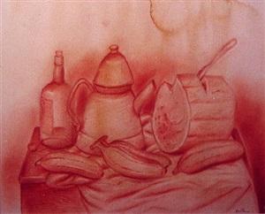 bodegon by fernando botero