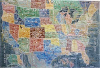 map of usa by paula scher