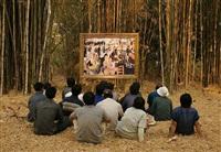 renoir's ball at the moulin de la galette 1876 and the thai villagers group ii. by araya rasdjarmrearnsook