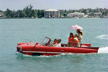 the good life by slim aarons