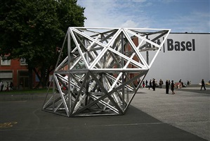 lattice iii by conrad shawcross