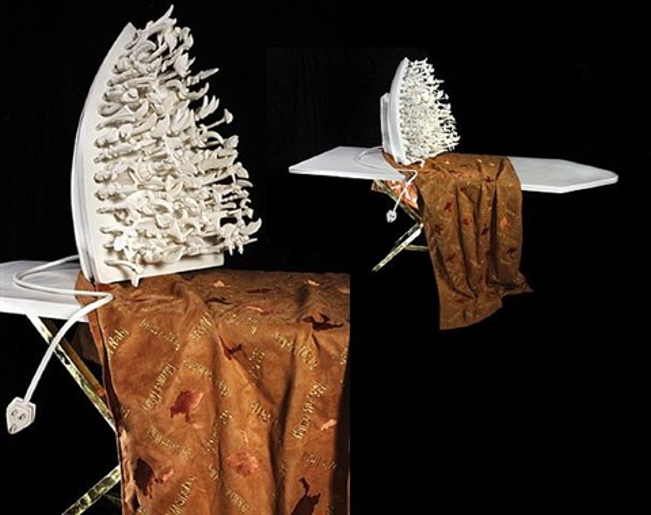 white heat (the ironing board) by reena saini kallat