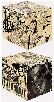 agony box by faile