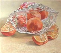 oranges by janet fish