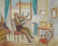 violinista by rodolfo marma