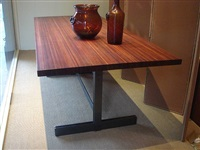 dining table by jules wabbes