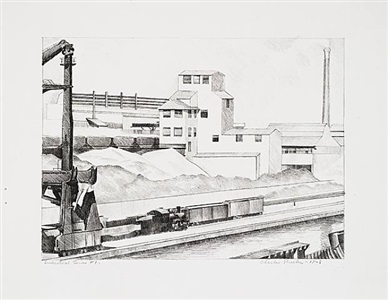 the complete graphic works of charles sheeler by charles sheeler