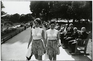 untitled, from women are beautiful by garry winogrand