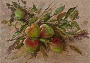 pam's apples by stephanie birdsall