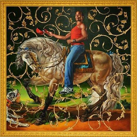 count potocki by kehinde wiley