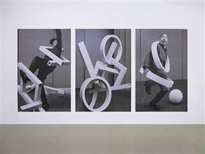 trans-skulptur by anna and bernhard blume