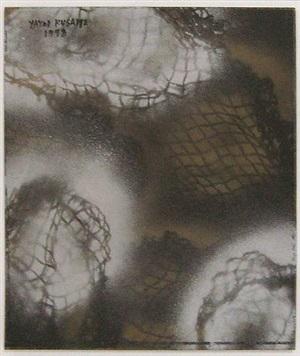 cloud movements by yayoi kusama