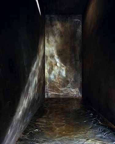 flooded cell #1 by james casebere
