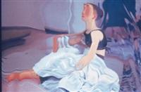 die ballerina by spiridon neven dumont