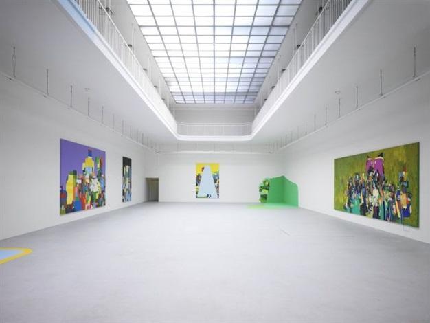 installationview kunsthalle freiburg by federico herrero