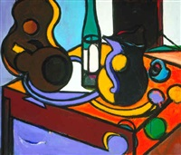 still life by albert kresch