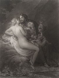 jupiter and callisto by anne-louis girodet de roucy-trioson