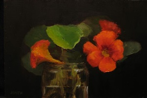 summer bloom by john smith (sold)