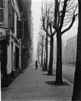 avenue de chatillon by louis stettner