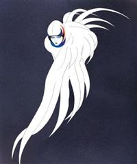 white shadow by yoshitaka amano