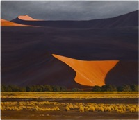 dune sky by april gornik