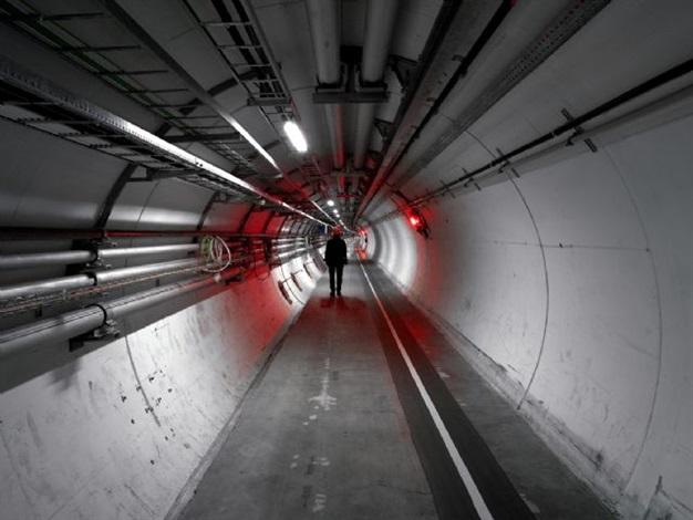 """higgs"" lhc, cern (3/3) by gianni motti"