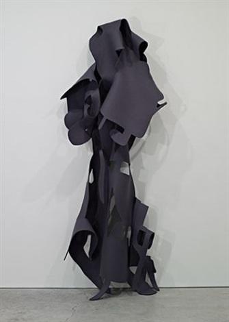 felt #3 / gray by arturo herrera
