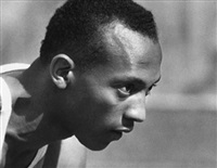 jesse owens by leni riefenstahl