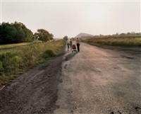 the road west by jim goldberg