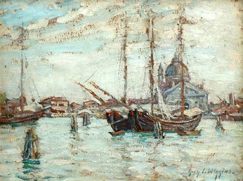 venice by guy carleton wiggins