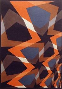 opus 34 - triptych by hans hinterreiter