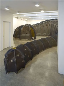 the wisdom of the parts by ernesto neto
