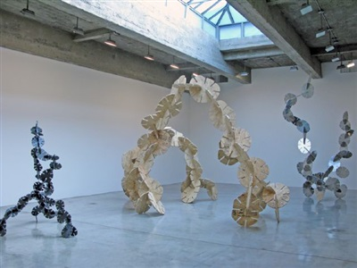 gallery 2 installation view by ernesto neto