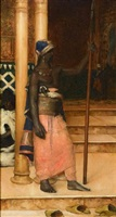 gardien de palais by maurice bompard