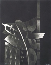 el lugar, los instrumentos i by fernando de szyszlo