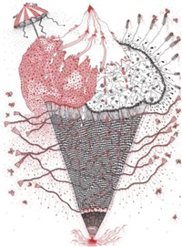 ice cream bomb by lia anna hennig
