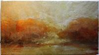 untitled (landscape) by richard hambleton