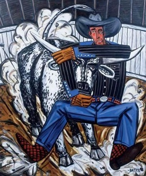 rodeo by david bates