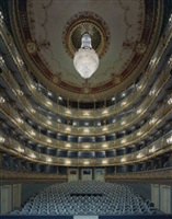 estates theatre, prague, czech republic by david leventi