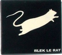 white rat by blek le rat