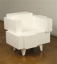 blank verse (armchair) by courtney smith