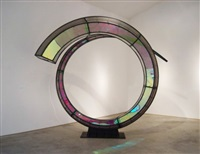arriving home by dennis oppenheim