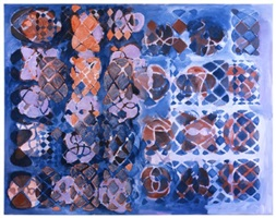 knotted graphs / 6 by terry winters