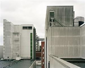 agfa film plant, belgium by robert burley